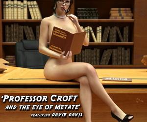 DeTomasso Professor Croft and the Eye of Metate Tomb Raider