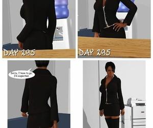 Avaro56 The Office Mascot - part 5