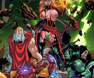 Tracy Scops The Lust Avenger The Avengers
