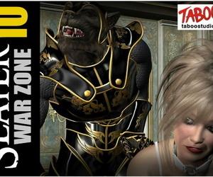 Slayer war zone gig Ten