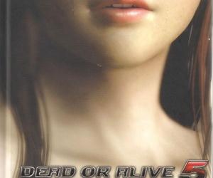 Dead or Alive 5 Artbook