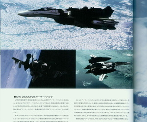Variable Fighter Sir File VF-25 Messiah - part 5