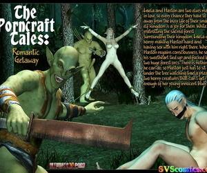 Porncraft Tales : Romantic Getaway