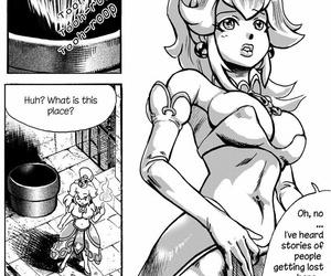Princess Peach Naughty Escapade 4 - part 2