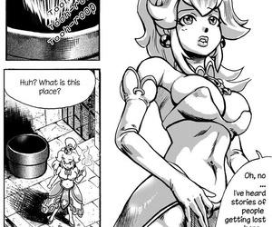 Princess Peach Naughty Ass-munching 4