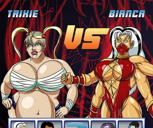 Side Dishes 5 - Futa Fighters - part 2