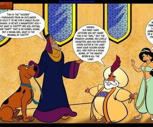 The Breeding Of Princess Jasmine