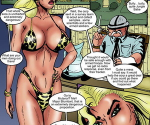 The Erotic Adventures Of Jungle Stunner 1