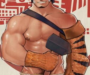 Tachigumi Yoroi Osu! Shuukaijo Monster Hunter Chinese..