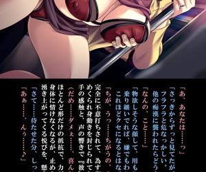Atelier Kaguya Saishuu Chikan Densha 3 ~Netorareta Yokkyuu..