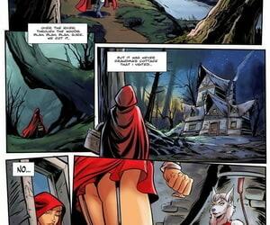 Crimson Railing Hood