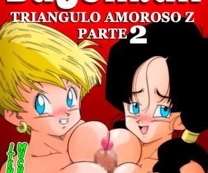 Yamamoto TRIANGULO AMOROSO Z PARTE 2 - Tengamos mucho sexo..
