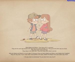 Mabel and Masons Super Secrets