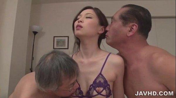 Misaki Yoshimura Slim Japanese peachy boobs