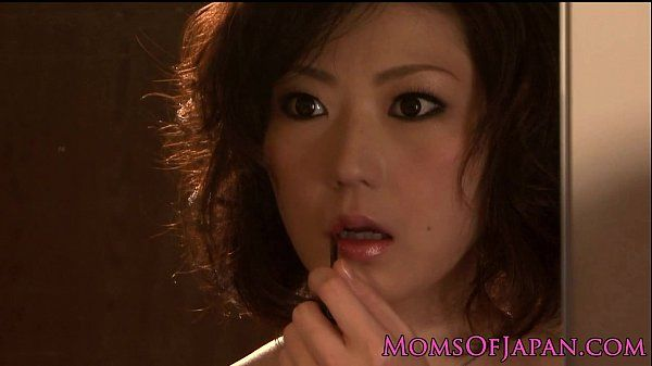 Closeup asian housewife bitchy by her partner HD