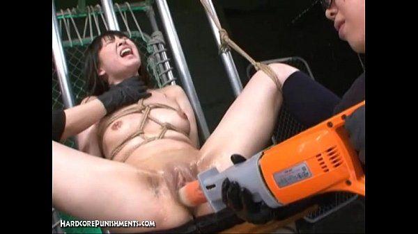 Extreme Japanese Bondage & Discipline Hookup