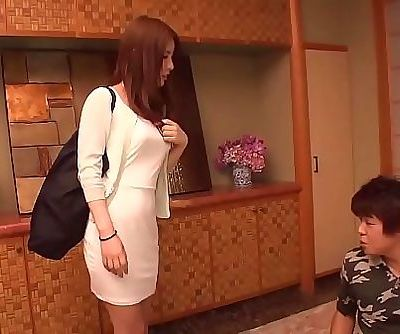 Aya Saito feels excited and aroused along two dudes More at javhd.net 12 min HD