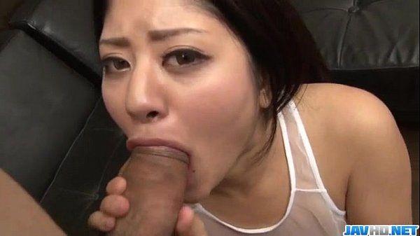 Mind huge-boobed oral sensations with Konatsu Hinata