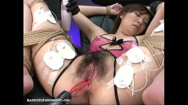 Japanese Restrain bondage Hook-up Extraordinary BDSM Punishment of Ayumi (Pt. 13)
