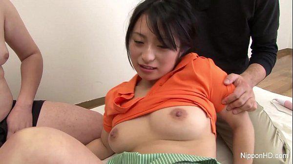 Asian golf pro deepthroats cock HD