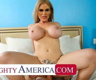 wild america casca akashova pounds youthfull cock