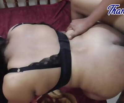 Indian Nieghbours Wife Riding On Me