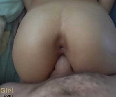 BIG Butt Asian camgirl gets a pov doggystyle fucking ( @andregotbars ) 16 min 1080p