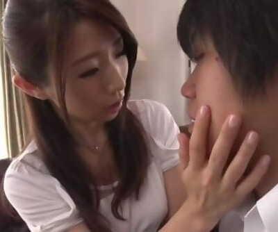 JAV StepMom will be your first.. Ayumi Shinoda