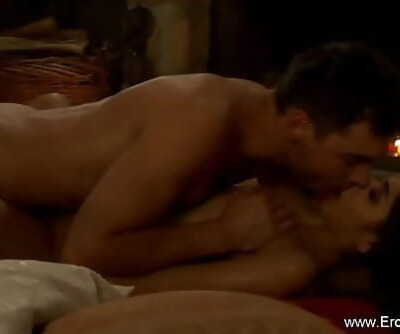 Interesting Hook-up From Exotic India 7 min 720p