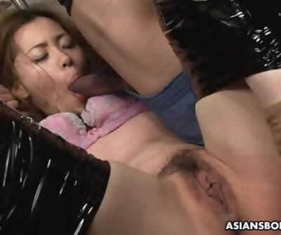 Kinky fuck doll, Yui Tachiki got cum, uncensored