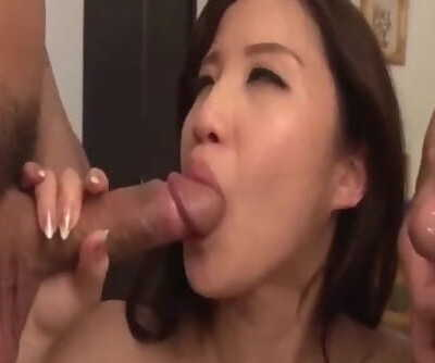 Total Japanese anal 3 way with - More at javhd.net