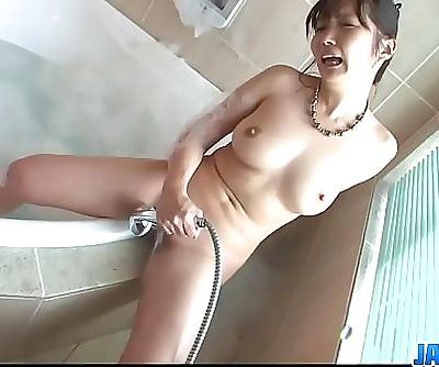 Super-sexy chick Haruka Oosawa solo chick action!More at javhd.net 8 min