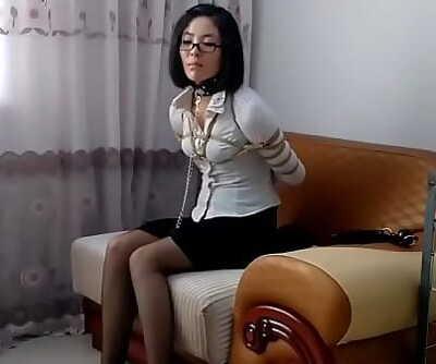 NorthEase Chinese Model Restrain bondage 06 for Money. Observe more: http://123link.vip/hNC88n 30 min