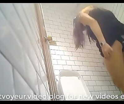 Asian Public Restroom CamPart 17 52 sec 720p