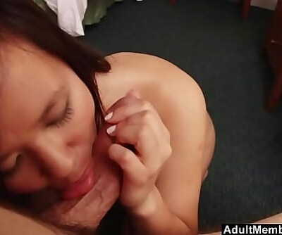 Tasty Asian Angel Ava Lee Give Fabulous POV Blowjob 15 min 720p