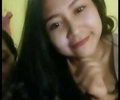 Indonesian Lesbo Web cam Girls 1 95 sec 720p