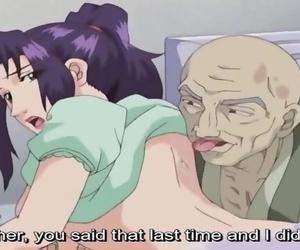 Big Boobs Anime Mom Three way