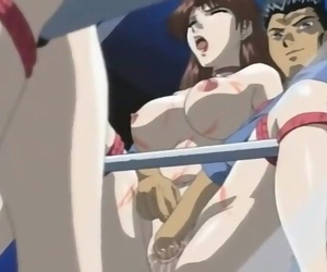 Warm Hentai Slave Uncensored 01