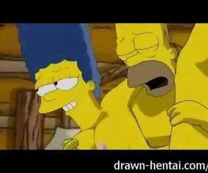 Simpsons Pornography - Three way