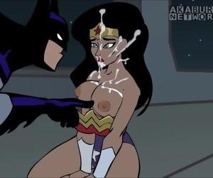 Wonder Slut - wonder Woman Parody