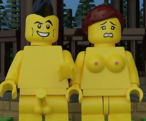 Lego Pornography with Sound - Anal, Blowjob, Pussy..