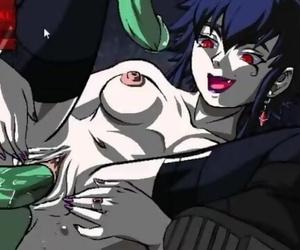 Cartoon Masterly Porno