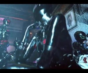 NETFLIX XX - Love.Death & Robots - Gig 3 - the Man and the..