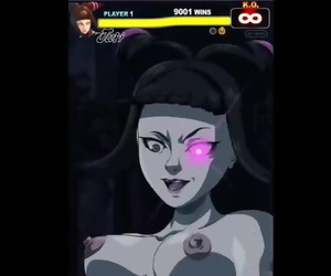 Street Fighter Porno Juri Han Anal
