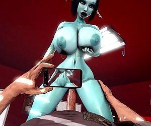 Soria 2015 Trailer/Compilation 3D Thick Tits! - 8 min