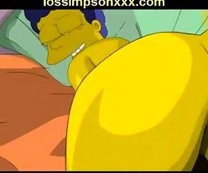 Simpsons porno - 5 min