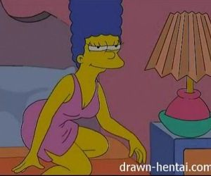 Lezzie Hentai - Lois Griffin and Marge Simpson - 5 min