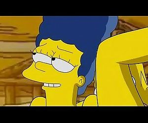 Simpsons-sex-video - 5 min
