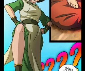 Comics Toons Magic Rape #2 - Волшебное..