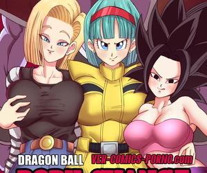 Español Bod Pearly – TSFSingularity Dragon Ball..